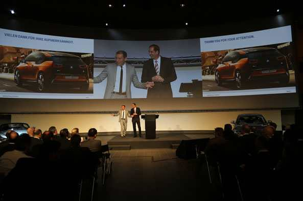 BMW Supplier Innovation Award 2013