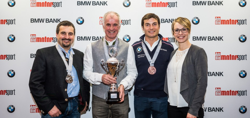 BMW Bank Winter Challenge